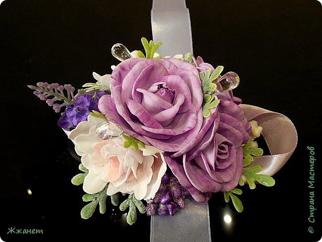 Подвязки для подружек невесты. фото 6