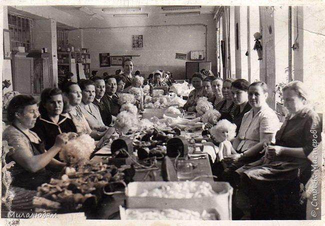 По просьбе трудящихся публикую репортаж о Кузедеевской фабрики игрушек, куклы и сувениры которой знал весь СССР.  фото 34