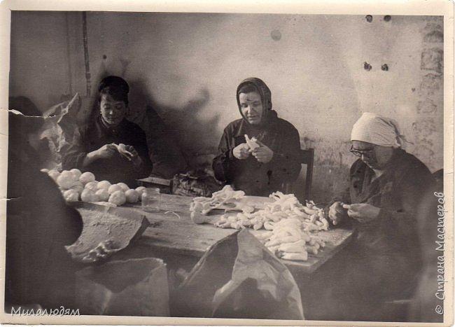 По просьбе трудящихся публикую репортаж о Кузедеевской фабрики игрушек, куклы и сувениры которой знал весь СССР.  фото 32
