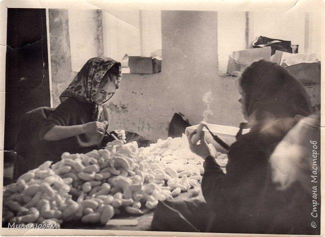 По просьбе трудящихся публикую репортаж о Кузедеевской фабрики игрушек, куклы и сувениры которой знал весь СССР.  фото 37