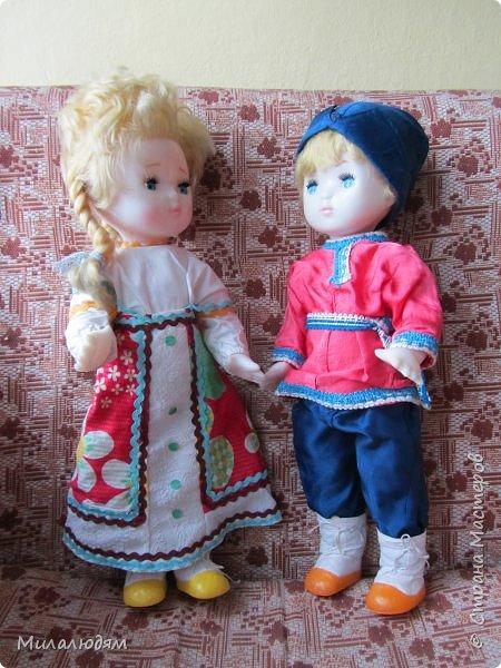 По просьбе трудящихся публикую репортаж о Кузедеевской фабрики игрушек, куклы и сувениры которой знал весь СССР.  фото 1