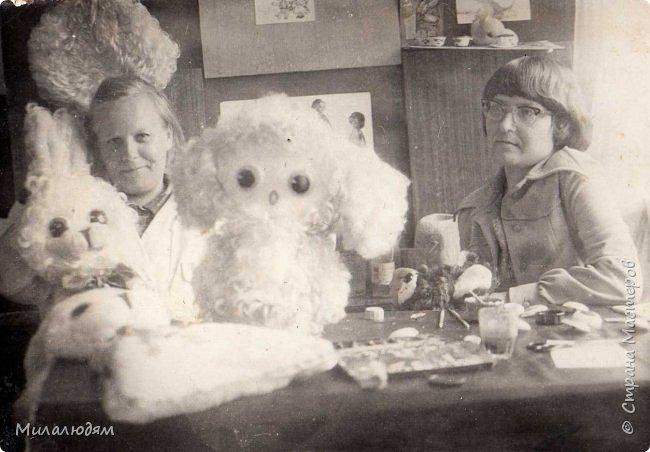 По просьбе трудящихся публикую репортаж о Кузедеевской фабрики игрушек, куклы и сувениры которой знал весь СССР.  фото 42