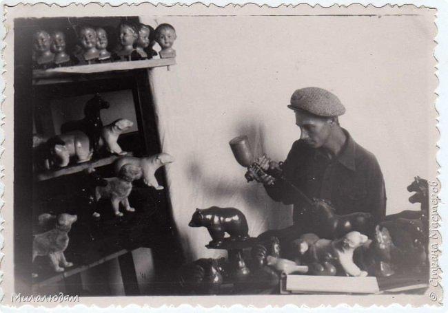 По просьбе трудящихся публикую репортаж о Кузедеевской фабрики игрушек, куклы и сувениры которой знал весь СССР.  фото 18