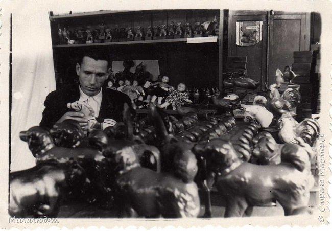 По просьбе трудящихся публикую репортаж о Кузедеевской фабрики игрушек, куклы и сувениры которой знал весь СССР.  фото 19