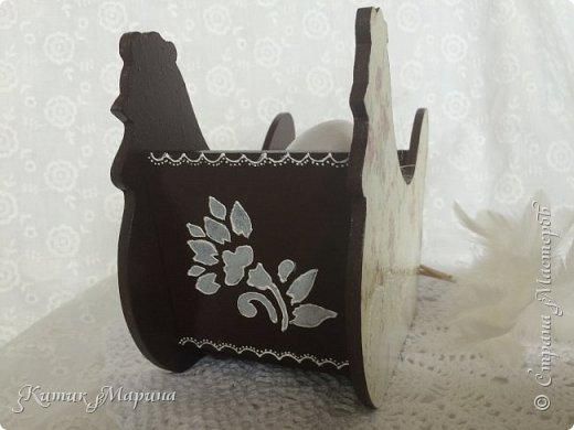 Курочки-подружки Чернушка и Пеструшка фото 6