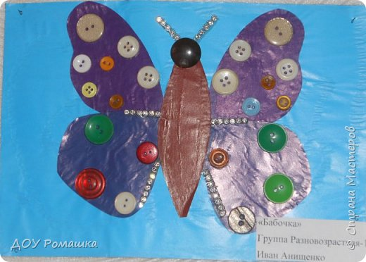 Представляем  Вашему вниманию работы наших малышей с выставки, посвященной празднику 8 Марта. фото 4