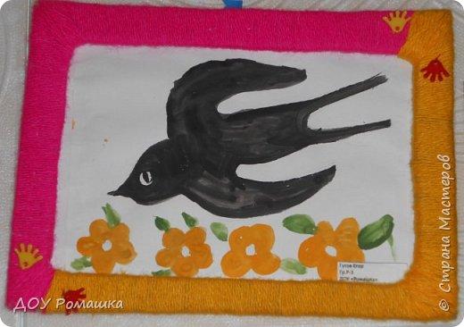 Представляем  Вашему вниманию работы наших малышей с выставки, посвященной празднику 8 Марта. фото 6