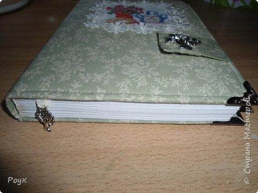 Вот такой блокнотик, сделала на день Варенья золовке. первый опыт так сказать. Все странички создавала в MSOffice, так как не нашла подходящих в интернете, вышивала сама, картинка с просторов интернета. фото 16