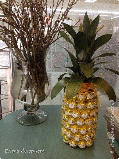 Мой первый ананас фото 1