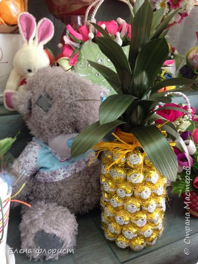 Мой первый ананас фото 2