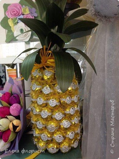 Мой первый ананас фото 3