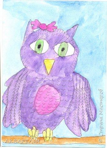 Рисунки детей 7-9 лет. фото 3