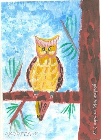 Рисунки детей 7-9 лет. фото 5