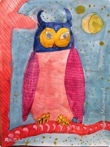 Рисунки детей 7-9 лет. фото 1