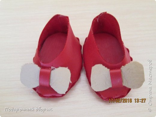Кукольные туфельки- 3см,4 см,5см. фото 8
