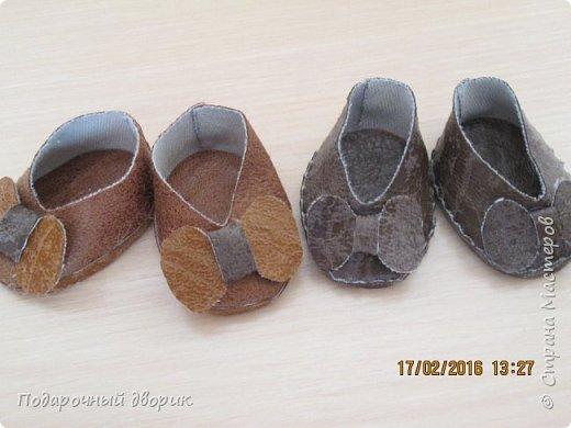 Кукольные туфельки- 3см,4 см,5см. фото 9