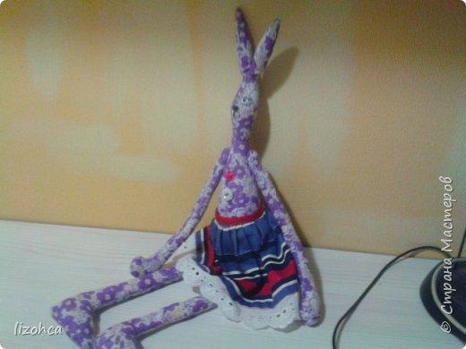 милый заяц Костя фото 2