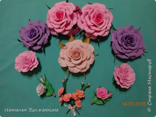 хоровод роз (общее фото) фото 1