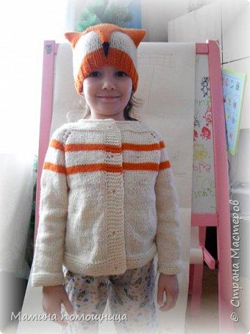 Здравствуйте! Занялась изготовлением (дополнением) полных комплектов детской одежды для предстоящего лета. Первый полный комплект одежды готов! Три варианта использования. Немного фотосессии, далее фото с описанием процесса. фото 15