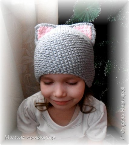 Здравствуйте! Подоспели у меня новые шапочки и пинетки связанные на заказ. Шапка-шлем для новорожденного фото 2