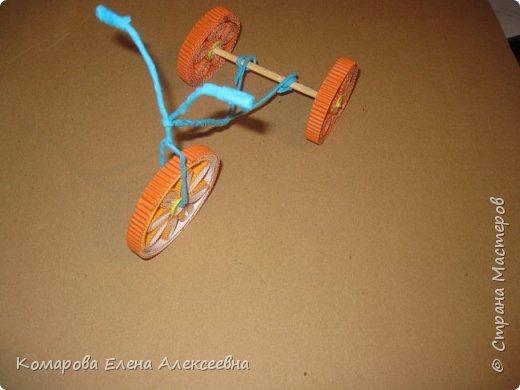 Предлагаю сделать вот такой велосипед. фото 9