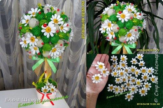 Топиарий-дерево счастья фото 1