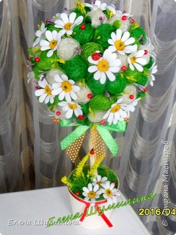 Топиарий-дерево счастья фото 2