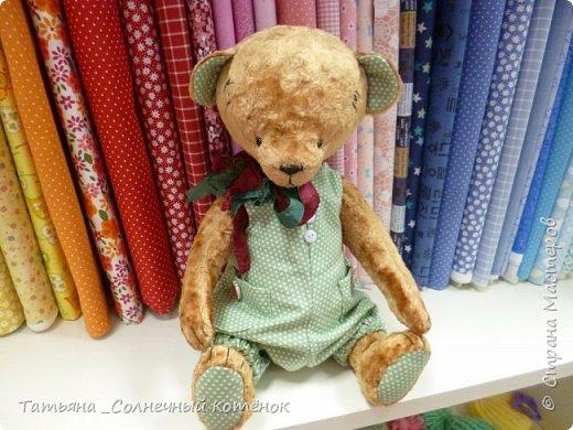 Тедди-мишка Ягодка фото 1