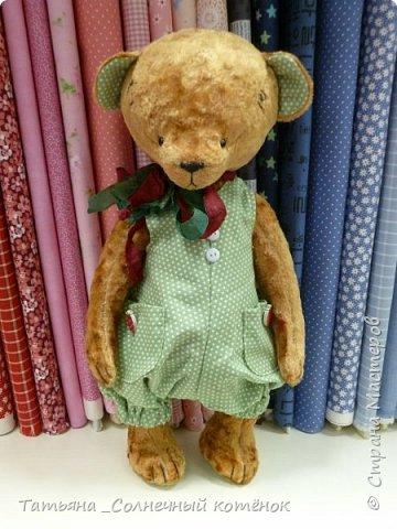 Тедди-мишка Ягодка фото 2