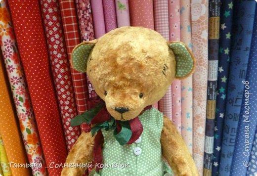 Тедди-мишка Ягодка фото 3
