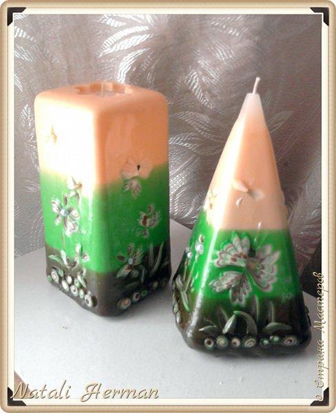 Свечи к Пасхе фото 34