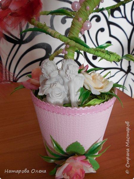 Всем Привет! Представляю новую работу, очень нежный топик с любимыми розами. Подарок на юбилей тети  фото 2