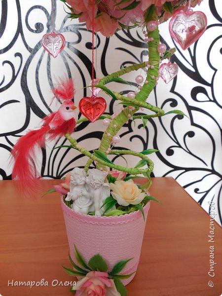 Всем Привет! Представляю новую работу, очень нежный топик с любимыми розами. Подарок на юбилей тети  фото 3