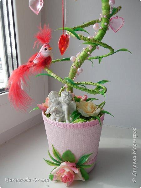 Всем Привет! Представляю новую работу, очень нежный топик с любимыми розами. Подарок на юбилей тети  фото 4