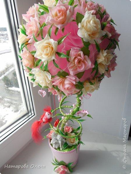 Всем Привет! Представляю новую работу, очень нежный топик с любимыми розами. Подарок на юбилей тети  фото 5