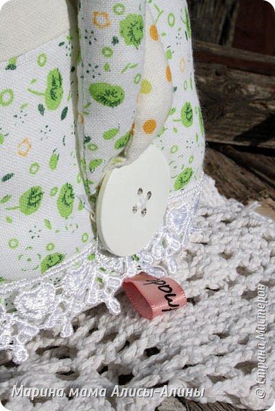 Начинаю готовиться к Пасхе. Пасхальная корзиночка для яичек в садик. фото 5