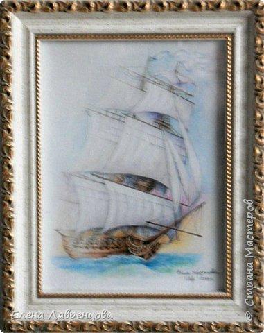 """""""Букет в вазе"""" Техника: акварель и цветной карандаш. Картина нарисована на заказ. фото 7"""