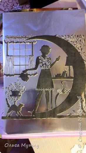 дама у окна фото 2