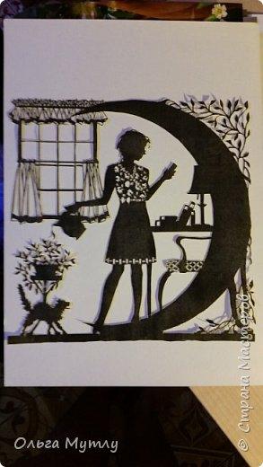 дама у окна фото 3
