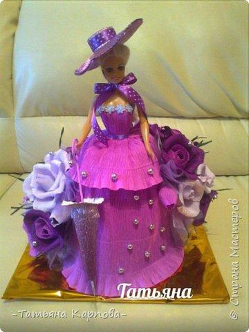 Куколки )  Хоть у меня сыночки, а играть с куклами еще не разучилась! фото 5