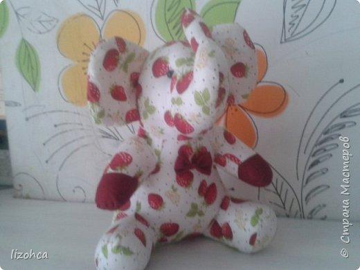 мама слон клубничка фото 1