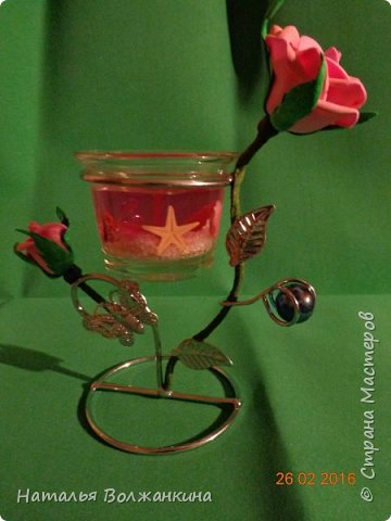 сувенирчик с розами фото 5