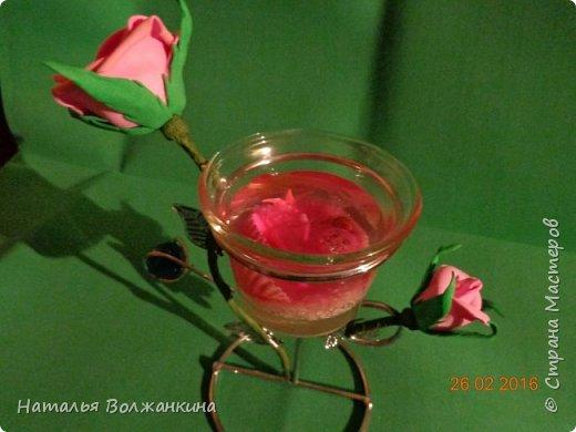 сувенирчик с розами фото 4