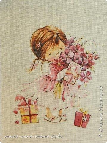 Получила прекрасние подарки от мастерица из Севастополя Анютик-Нютик! Она живет здесь http://stranamasterov.ru/user/233488  фото 12