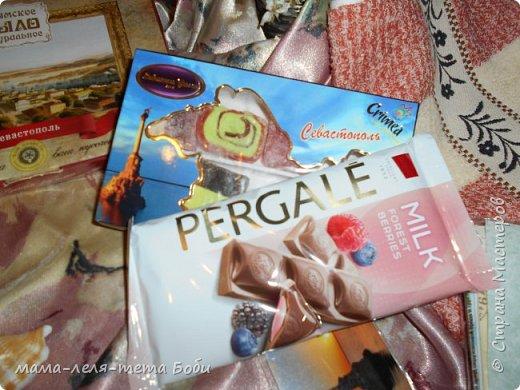 Получила прекрасние подарки от мастерица из Севастополя Анютик-Нютик! Она живет здесь http://stranamasterov.ru/user/233488  фото 3