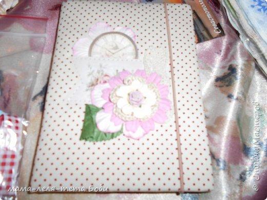 Получила прекрасние подарки от мастерица из Севастополя Анютик-Нютик! Она живет здесь http://stranamasterov.ru/user/233488  фото 2