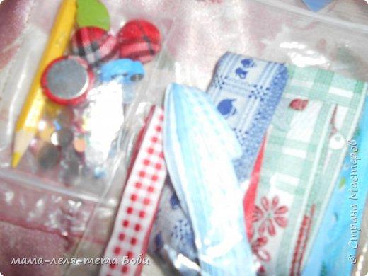 Получила прекрасние подарки от мастерица из Севастополя Анютик-Нютик! Она живет здесь http://stranamasterov.ru/user/233488  фото 5