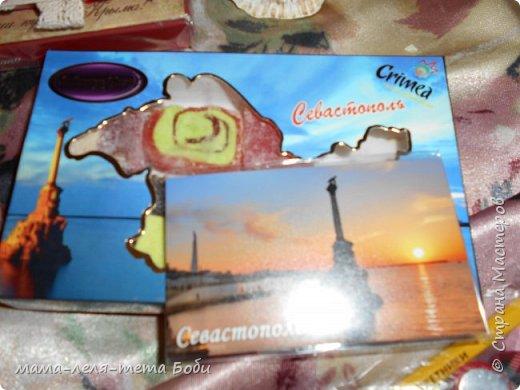 Получила прекрасние подарки от мастерица из Севастополя Анютик-Нютик! Она живет здесь http://stranamasterov.ru/user/233488  фото 7