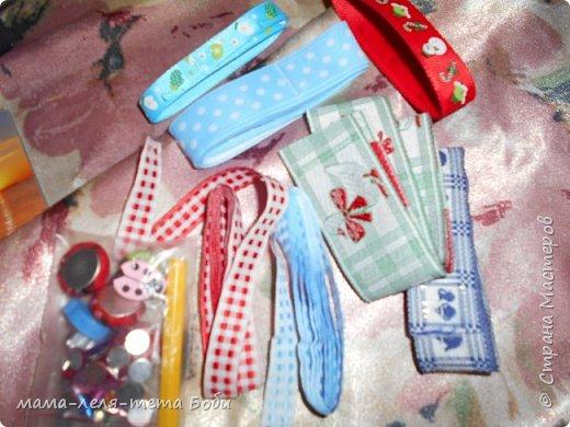 Получила прекрасние подарки от мастерица из Севастополя Анютик-Нютик! Она живет здесь http://stranamasterov.ru/user/233488  фото 9