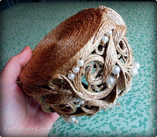 Всем привет)))Проба пера в виде ажурного кругляша с бусинами. фото 11